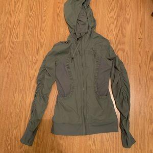 Lululemon dance studio jacket III misty meadows 6